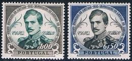 Portugal - Centenaire De La Faculté Des Lettres De Lisbonne 884/885 ** - 1910-... République