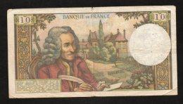Banconota FRANCIA 10 FR. Circolata 7/11/1963 (BB) - 1959-1966 Franchi Nuovi
