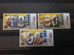 Singapore - Postfris / MNH - Complete Set Verjaardagen 2017 - Singapur (1959-...)