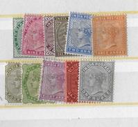 Inde B Anglaise N° 33/45* - India (...-1947)