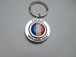 Superbe Porte Clés , Football , UEFA , Euro 2016 , France - Porte-clefs