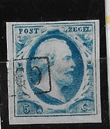 Pays Bas N°1 Oblitéré - Grande-Bretagne (ex-colonies & Protectorats)