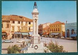PIOVE DI SACCO (PADOVA) - PIAZZA VITTORIO EMANUELE - Padova