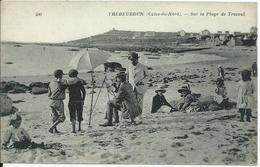 Trébeurden,sur La Plage De Trozoul - Trébeurden