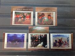 Kirgizië / Kyrgysistan - Postfris / MNH - Complete Set 125 Jaar V.V. Obraztsov 2017 - Kirgizië