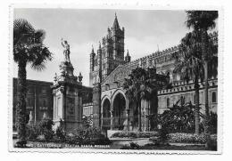 PALERMO CATTEDRALE STATUA SANTA ROSALIA VIAGGIATA FG - Palermo