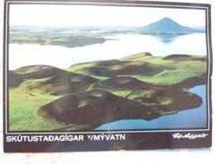 Lake Myvatn Area