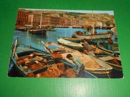 Cartolina Napoli - Margellina - Porticciolo 1966 - Napoli