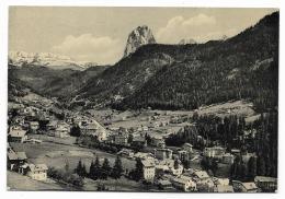 ORTISEI PANORAMA VERSO SASSOLUNGO  VIAGGIATA FG - Bolzano (Bozen)