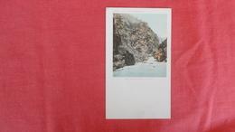 Detroit Publisher---Train Animas Canyon - Colorado ---- Ref 2567 - Andere