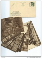 Série N° 29  Obl. De L'ouverture Du Musée Postal Soit Le 07/11/1936  Série De 10 Cartes Complète) - Cartes Illustrées