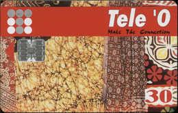 Pakistan - Chip - Tele 'O - 30u - MINT