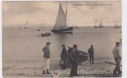 Grandcamp. Arrivée Des Picoteurs. - Other Municipalities