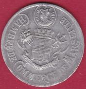 Chambre De Commerce - Marseille 1916 - 10 C - Monétaires / De Nécessité