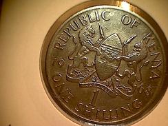 Kenia 1 Shilling 1968 - Kenia