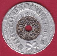 Exposition Coloniale Paris 1931 - Rare - Monétaires / De Nécessité