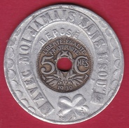Exposition Coloniale Paris 1931 - Rare - Monetary / Of Necessity
