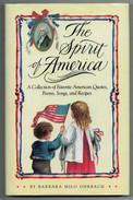 PAG. 350BARBARA  MILO  OHRBACH    THE  SPIRIT  OF  AMERICA - Books, Magazines, Comics