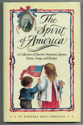 PAG. 350BARBARA  MILO  OHRBACH    THE  SPIRIT  OF  AMERICA - Bücher, Zeitschriften, Comics