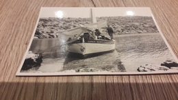 Old Photography - Croatia, Susak - Schiffe