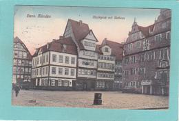 Old Postcard Of Hann Münden, Lower Saxony, Germany,R37. - Germany