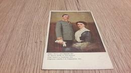 Postcard - Austria, Kaiser Karl I & Kaiserin Zita   (25075) - Personaggi Storici