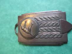 Médaille De Sport/Saut En Longueur /Bronze  /Vers 1920-1940        SPO126 - Athletics