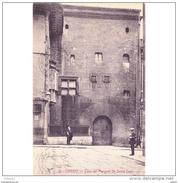 ASTRATP2950CPA-LFTMD8588TCPH.Tarjeta Postal De ASTURIAS.Edificios.CASA DEL MARQUES DE SANTA CRUZ En OVIEDO.CCLD - Personajes Históricos