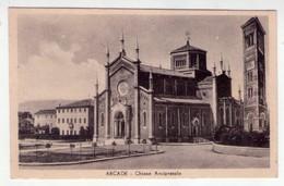 Cartolina/postcard ARCADE (Treviso) - Chiesa Arcipretale. - Treviso