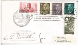ESPAÑA CANARIAS LAS PALMAS NASA SITE SKYLAB 1973 - Cartas
