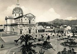BARCELLONA (ME) PIAZZA DUOMO 1960 - Messina