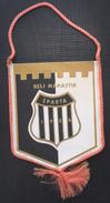 NK SPARTA BELI MANASTIR CROATIA FOOTBALL CLUB, CALCIO OLD PENNANT, SPORTS FLAG - Uniformes Recordatorios & Misc