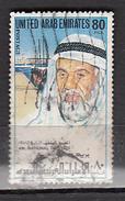 EMIRATS ARABES UNIS ° SCOTT  N° 54 - United Arab Emirates (General)