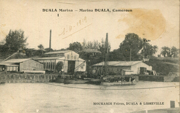 Duala Marina 1919 (000056) - Kamerun