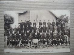 BAS RHIN  67   SCHILTIGHEIM   1931    -  HARMONIE STE-CECILE      TRES  ANIME     TTB - Schiltigheim