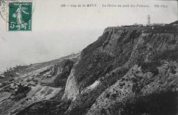 CPA - FRANCE - Le Cap De La Hève Est Situé En Pays De Caux Au Nord De La Ville Du Havre - Daté 1911 - TBE - Cap De La Hève