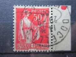 """VEND BEAU TIMBRE DE FRANCE N° 283 + BDF , CACHET """" DOCELLES """" !!!! - 1932-39 Peace"""