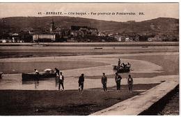 FR-64: HENDAYE: Vue Générale De Fontarrabie - Hendaye