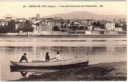 FR-64: HENDAYE: Vue Générale Prise De Fontarabie - Hendaye