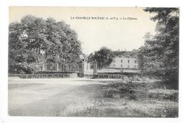 LA CHAPELLE - BOUEXIC  (cpa 35)   Le Château -   - L 1 - France