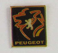 Pin's PEUGEOT - Peugeot