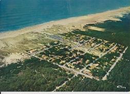 D33 - HOURTIN PLAGE - VUE GENERALE AERIENNE - OCEAN ATLANTIQUE  - CPSM Grand Format - Andere Gemeenten