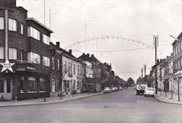 LEOPOLDSBURG - BOURG-LEOPOLD - LIMBOURG  - BELGIE - BELGIQUE - PEU COURANTE CPSM ANIMEE DENTELÉE DES ANNÉES 1950/1960. - Leopoldsburg