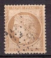 France - Cérès - N° 36 Oblitération étoile - TB - Signé - 1870 Siege Of Paris
