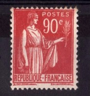 France - Type Paix - N° 285 - Neuf ** - Cote 75 - Départ 1 Euro