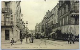 LA RUE DE L'ÉCU - CLERMONT FERRAND - Clermont Ferrand