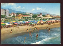 CPM Italie Marina Di MASSA La Spiaggia - Massa