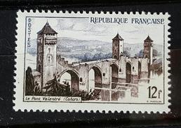 YT 1039 - Cahors Le Pont Valentré - Neuf - Frankrijk