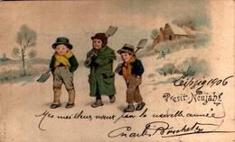 Prosit Neujahr - Año Nuevo