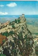 The Fortress And Panorama. San Marino.      # 06095 - San Marino